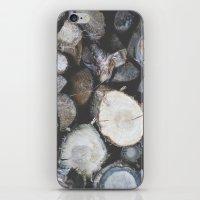 Woodsy iPhone & iPod Skin