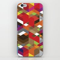 Life like a Geometry iPhone & iPod Skin
