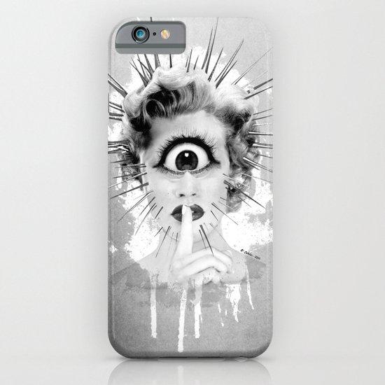 Shhh… Redux iPhone & iPod Case