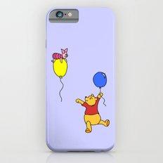 pooh and piglet iPhone 6 Slim Case
