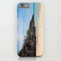 Hapuna beach iPhone 6 Slim Case