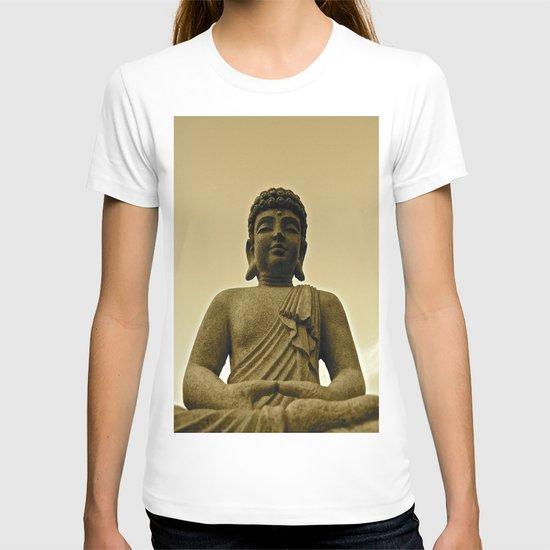 Buddha Prays T-shirt