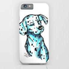 Brush Breeds-Dalmatian iPhone 6 Slim Case