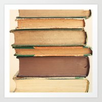 Bound Pages Art Print