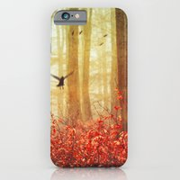 iPhone & iPod Case featuring silence variation by Dirk Wuestenhagen Imagery