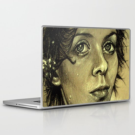 Drenched Breath (VIDEO IN DESCRIPTION!) Laptop & iPad Skin