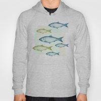 Vintage Fish Hoody