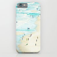 iPhone & iPod Case featuring Jersey Shore by Mina Teslaru