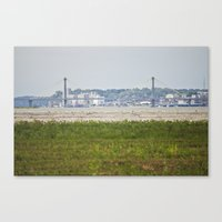 Alton, Illinois Canvas Print