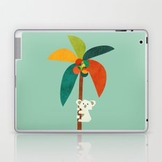 Koala on Coconut Tree Laptop & iPad Skin