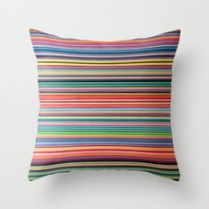 STRIPES23 Throw Pillow
