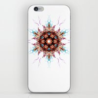 Snowcrystal 1 iPhone & iPod Skin