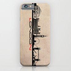 London City iPhone 6 Slim Case