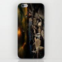 Lost Treasures iPhone & iPod Skin