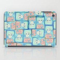 Grid boy iPad Case