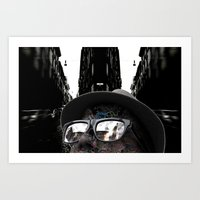 Remember life itself Art Print
