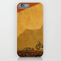 adventure iPhone & iPod Cases featuring Adventure by barmalisiRTB