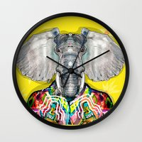 ELEPHAS Wall Clock