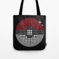 Discopoke Tote Bag
