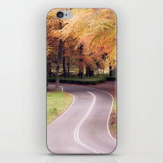 You never know. iPhone & iPod Skin