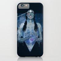 iPhone & iPod Case featuring Brain Damage by Thiago García