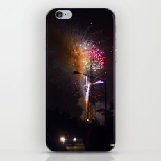 Fireworks I iPhone & iPod Skin