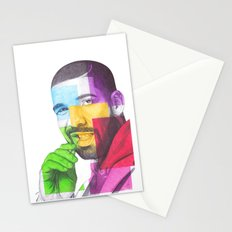 Drake Hotline  Stationery Cards