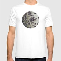 Planetary Bodies - Green… Mens Fitted Tee White SMALL