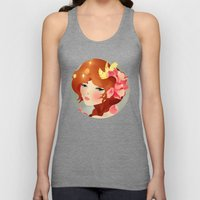 Lily Unisex Tank Top