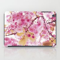 Bloom, bloom, bloom! iPad Case