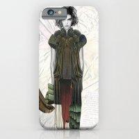 Curtain iPhone 6 Slim Case