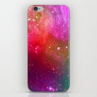 Crazy Glitter iPhone & iPod Skin
