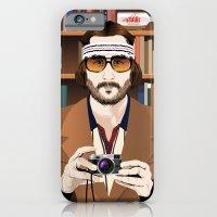 Richie Tenenbaum iPhone 6 Slim Case