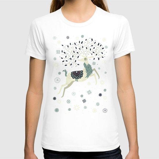 Prancing Reindeer T-shirt