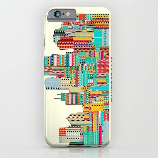 Minneapolis city  iPhone & iPod Case