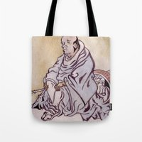 On A Journey Tote Bag