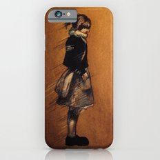 Raven Cycle Character Sketches iPhone 6 Slim Case