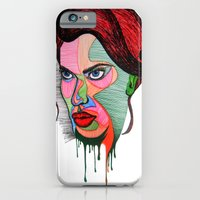 iPhone & iPod Case featuring Beauty Fades by Samantha J Creedon