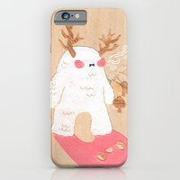 iPhone & iPod Case featuring Wendigo by Hyein Lee