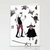Bequillard et Cie Stationery Cards