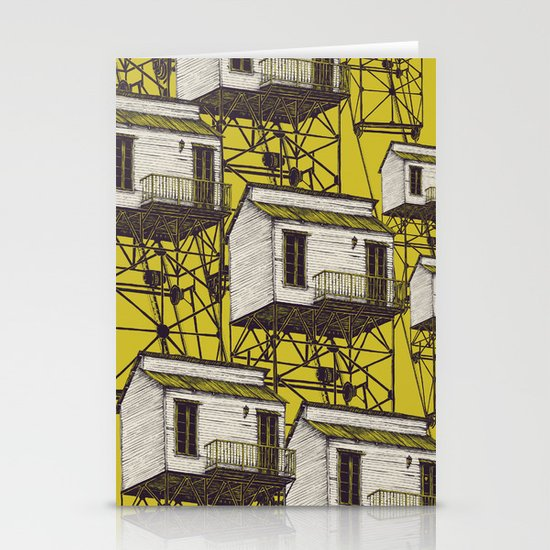 It Takes Me Down. Part Two Stationery Card