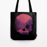 Young Wounds Tote Bag