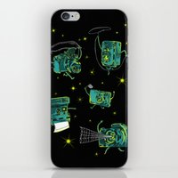 Capture The Light iPhone & iPod Skin