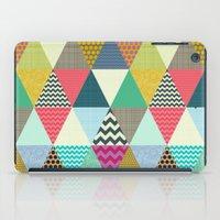 New York Beauty Triangle… iPad Case