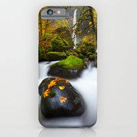 Elowah Falls Autumn iPhone 6 Slim Case