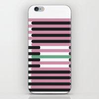 bodenschätzen suchend iPhone & iPod Skin