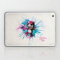 [BR][BA] [Be]ar. Laptop & iPad Skin
