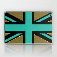 Glittery Union Jack Laptop & iPad Skin