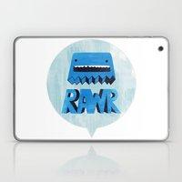 Rawr Returns! Laptop & iPad Skin