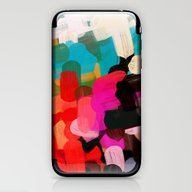 Palette No. Eight iPhone & iPod Skin